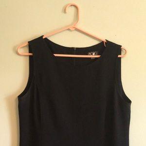 BCBG Black Sheath Dress